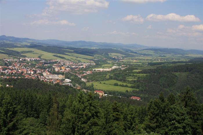 Panorama Valašskokloboucko